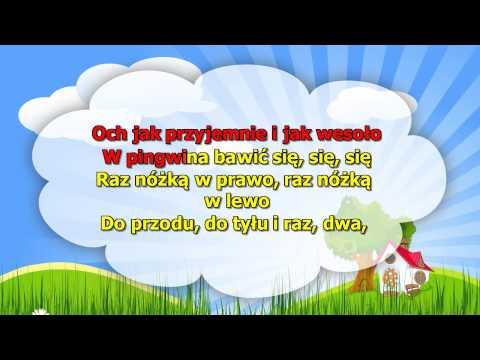 Karaoke Dla Dzieci - Pingwin - Z Wokalem ( Www.letsing.pl )