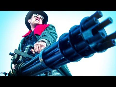 The Mini Boss, un corto de acción en tercera persona