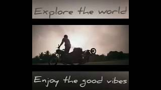 Explore the world | love Royal Enfield
