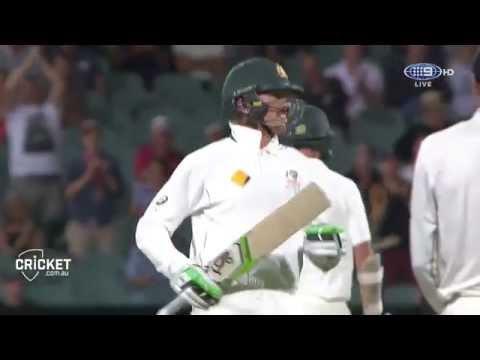 Australia win day-night Test