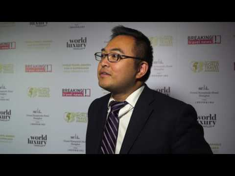 Jonathan Zhang, country manager, China, Air New Zealand