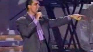 CARMAN LIVE! - I SURRENDER ALL - ISN'T HE WONDERFUL?