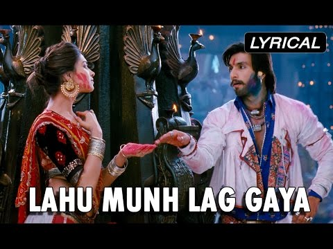 Lahu Munh Lag Gaya | Full Song With Lyrics | Goliyon Ki Raasleela Ram-leela