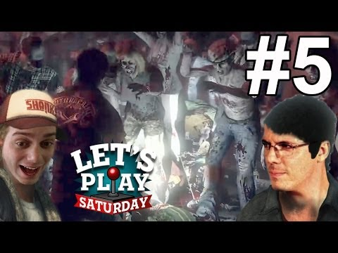 IT'S TIME WE GET DIRTY! (DeadRising3 Part 5)