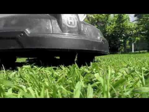 Automower 230 acx problem