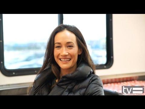 Maggie Q Interview - Stalker (cbs) video