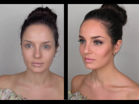 simple yet elegant makeup look  youtube