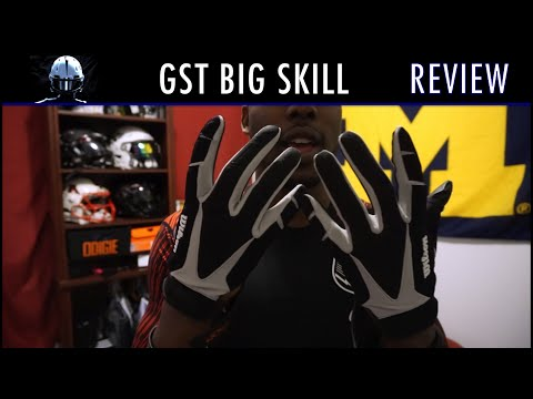 Wilson GST Big Skill Glove Review - Ep. 235