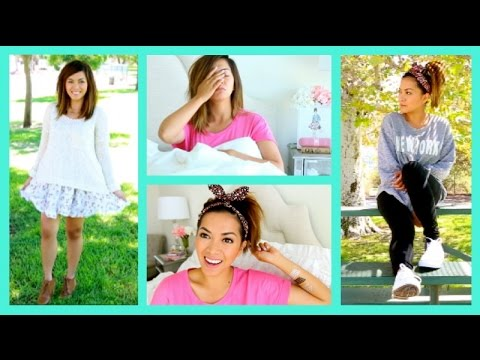 Back To School Makeup + OUTFIT IDEAS!! - ThatsHeart