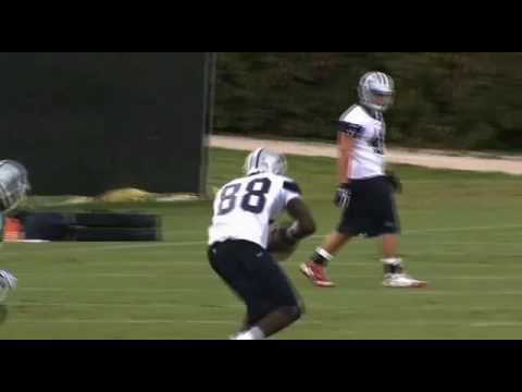Dez Bryant Highlights Day 1