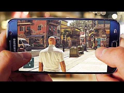 Top 5 Best Open World Games for Android/iOS in 2016/2017 |​|​ High Graphics