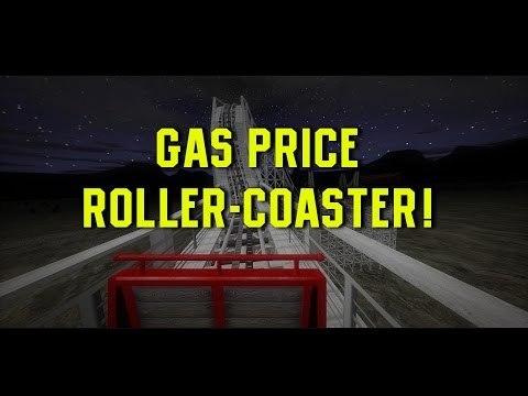 Gasoline Price Roller Coaster 1918 - 2015