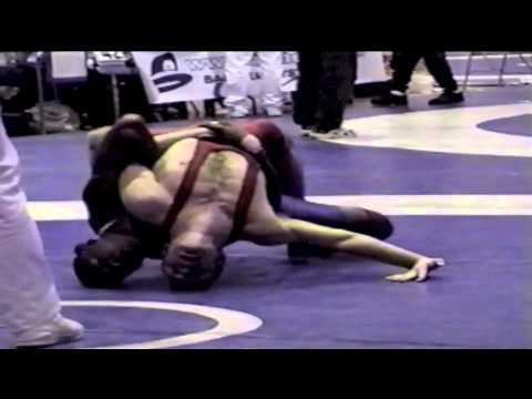 2000 Junior National Championships: 69 kg Unknown vs. Josh/Joel? Powell
