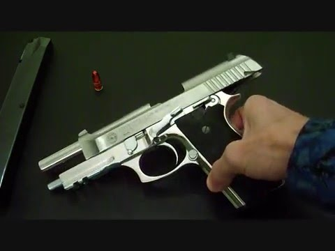 IN DEPTH REVIEW: TAURUS PT92 AFS (9MM LUGER)