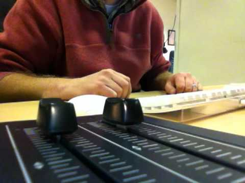 Behringer BCF2000 faders not smooth