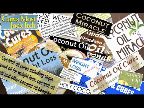 Coconut Oil: Health Food or Junk Food?