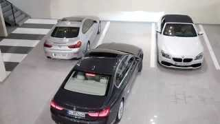 Noul BMW Seria 7 - 2015 - Tehnologia Surround View