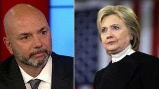 Author says Hillary Clinton is 'two different people'