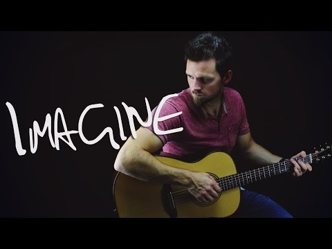 Imagine - John Lennon | Solo Fingerstyle Guitar Version