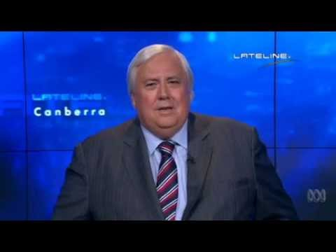 ABC Lateline - Palmer enlightened by Al Gore