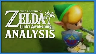Link's Awakening Trailer ANALYSIS! (Zelda)