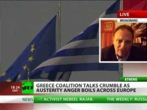 Greece on Fire: 'Disaster looms, with or without Euro'