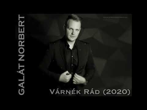 GALÁT NORBERT - Várnék Rád (Official Audio 2020)