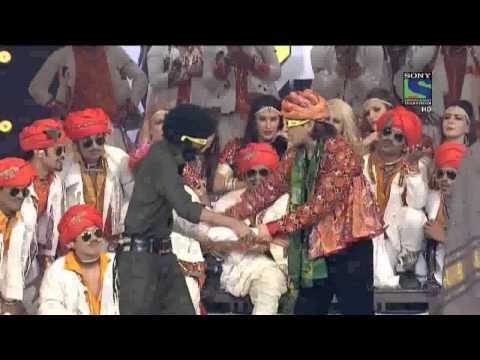 Ranveer Singh Dance Performance at Filmfare Awads 2014