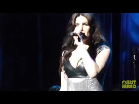 "Idina Menzel - ""Let It Go"" from 'Frozen' at Radio City Music Hall - 6/16/14"