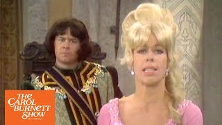 The Virgin Prince from The Carol Burnett Show (full sketch)