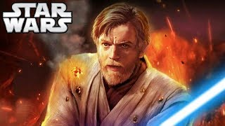 Obi-Wan Movie Leaked by UK Foreign Secretary!! George Lucas Director! COULD IT BE?!?! - Star Wars