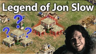The Legend of Jon Slow