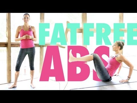 FAT FREE ABS WORKOUT #FitVEDA: Work It Out Wednesday - BEXLIFE