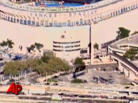 Current Yankee Stadium Closes