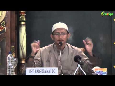 Ust. Abu Yahya Badrussalam - Mereka Yang Diinginkan Kebaikan Oleh Allah