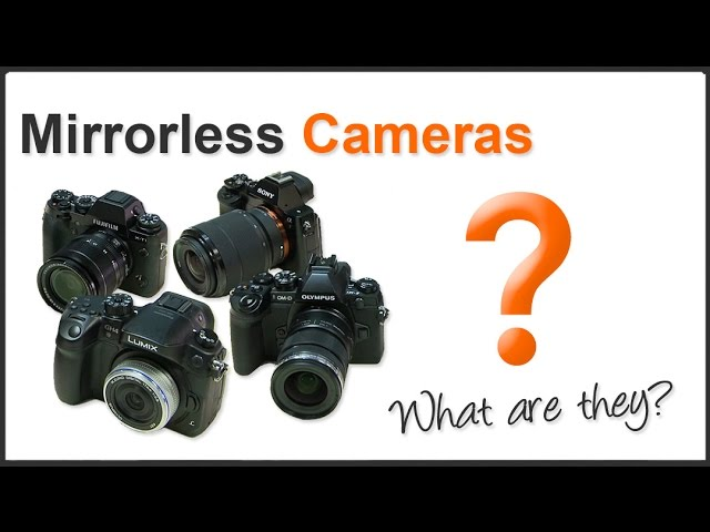 Photography Tips: Mirror-less Interchangeable Lens Cameras