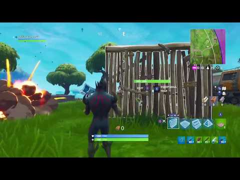 fortnite game play decent kills