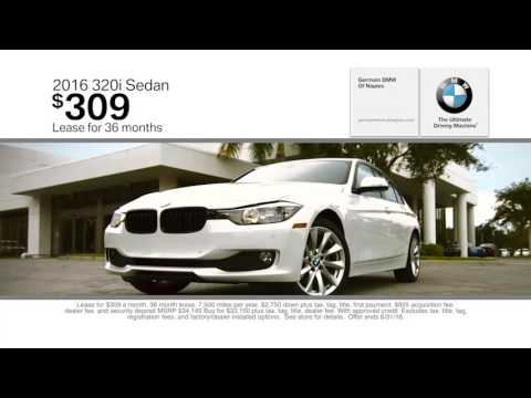 Germain BMW of Naples June Sales Event