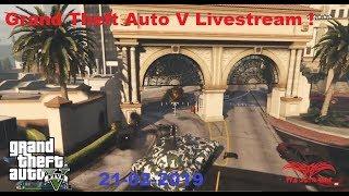 Grand Theft Auto V Playstation 4 livestream 21-2-2019