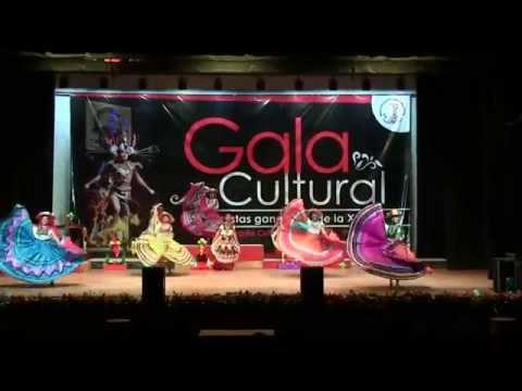 ESBA de Texcoco interpreta bailes de Michoacán (Gala Cultural Ixtapaluca)