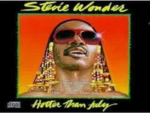 Stevie Wonder- All I Do