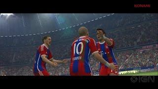 Pro Evolution Soccer 2015 - Launch Trailer