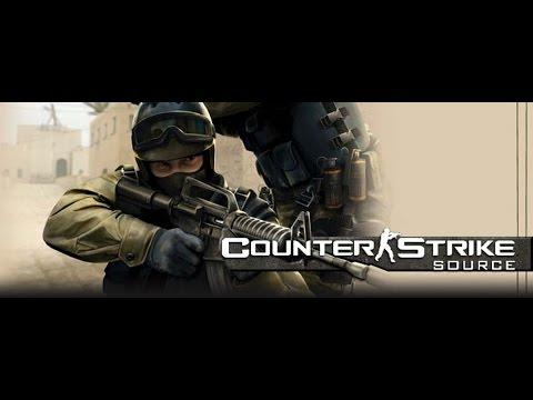 Como Descargar Counter Strike Source HD en 1 Link Facil y Rapido!!
