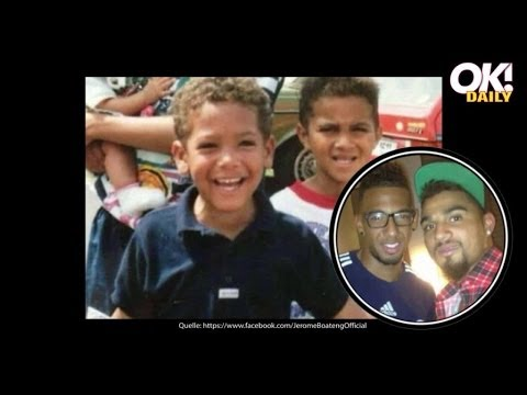 Kevin Prince Boateng Mother And Father Jerome boateng  sesKevin Prince Boateng Parents