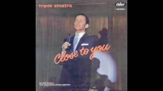 Watch Frank Sinatra I Couldnt Sleep A Wink Last Night video