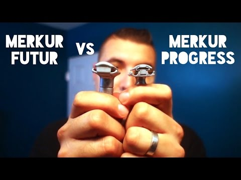 Merkur Futur vs Merkur Progress