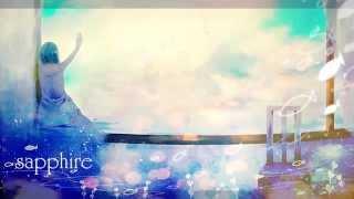 【初音ミクAppend】sapphire【中文字幕】