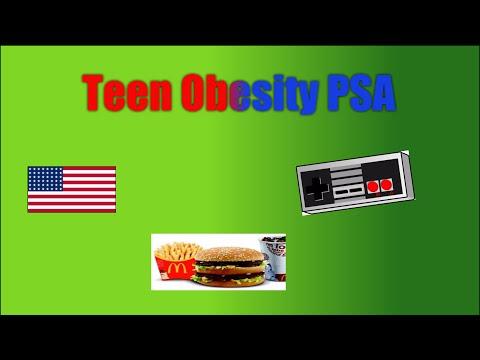 PSA: Teen Obesity