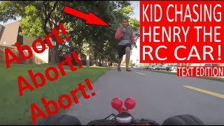 FPV RC CAR ATTACK! YOU MET THE CRAZY FAMILY PARENTS, WELL NOW MEET THEIR CRAZY KIDS!