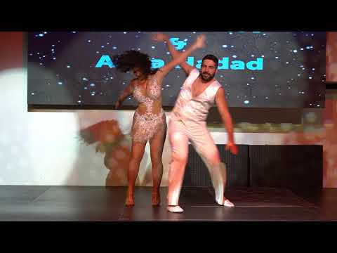 BDF2018 Adva and Omer in performance ~ video by Zouk Soul